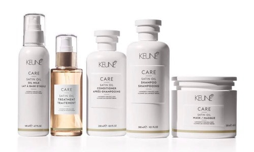Keune Satin Oil Care